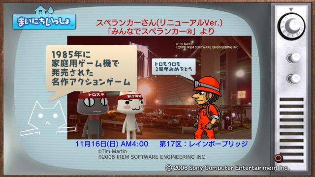 torosute2008/12/31 マラソンダイジェスト 17区