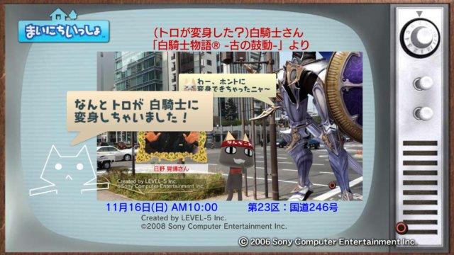 torosute2008/12/31 マラソンダイジェスト 23区 2