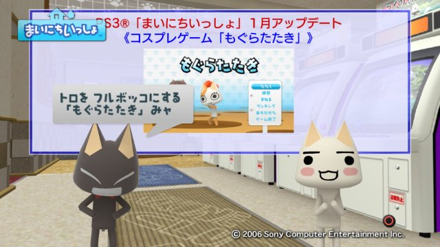 torosute2009/1/5 1月のアップデート 7