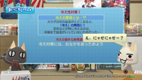 torosute2009/1/19 冷え性対策 2