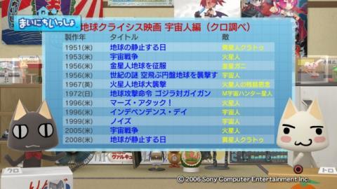 torosute2009/1/20 地球は何回静止した? 7