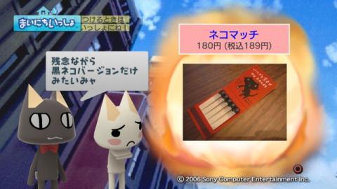 torosute2009/1/27 マッチ売りの黒猫 13