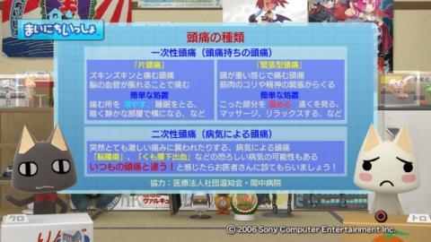 torosute2009/2/7 頭痛大学 2