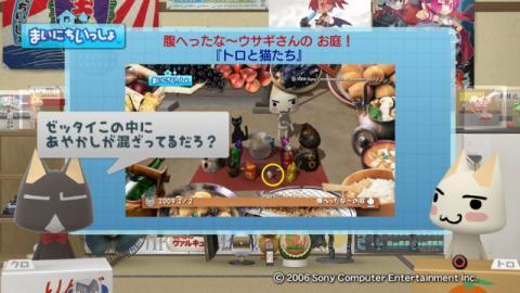 torosute2009/2/15 お庭カードコンテスト中間発表 8