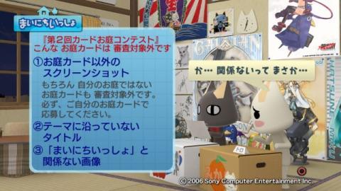 torosute2009/2/15 お庭カードコンテスト中間発表 12