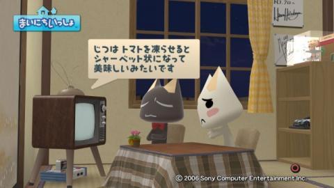 torosute2009/2/18 クロ流野菜スイーツ 5