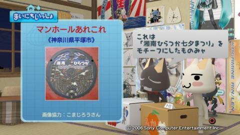 torosute2009/2/23 アートなマンホール 2