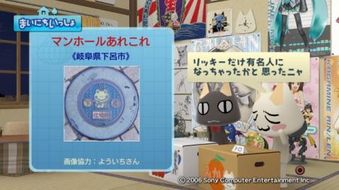 torosute2009/2/23 アートなマンホール 10