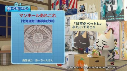 torosute2009/2/23 アートなマンホール 14
