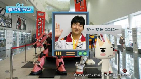 torosute2009/4/8 ガンプラ工場見学 前編 15