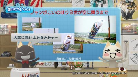 torosute2009/5/3 ジャンボこいのぼり 9