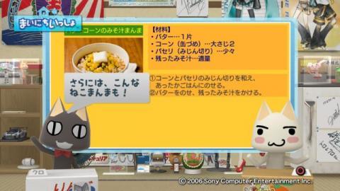 torosute2009/6/15 ねこまんま 10