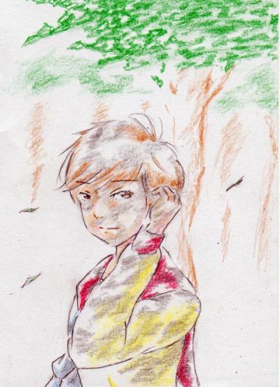 京子さん。 濃いめ