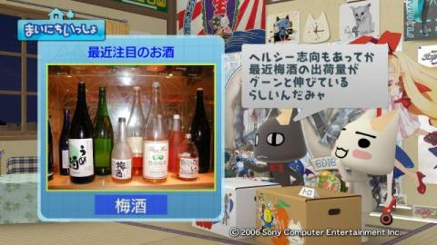 torosute2009/7/9 梅酒