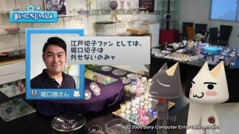 torosute2009/8/6 江戸切子
