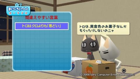 torosute2009/8/20 間違えやすい言葉 16