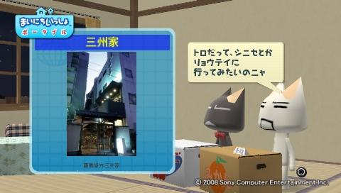 torosute2009/8/21 咲の作るカレー?