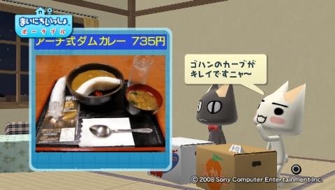 torosute2009/8/21 咲の作るカレー? 17