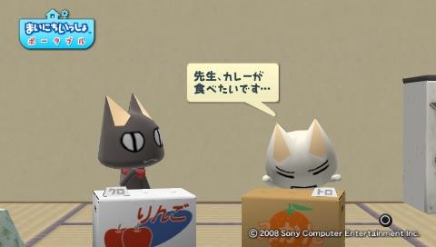 torosute2009/8/21 咲の作るカレー? 19