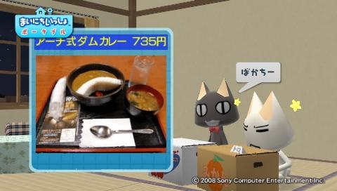 torosute2009/8/21 咲の作るカレー? 20