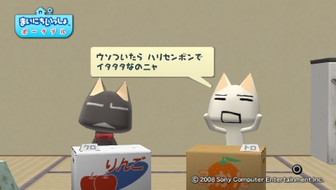 torosute2009/8/24 耳勉強法 4