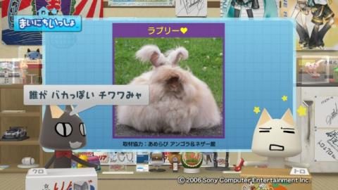 torosute2009/9/7 ウサギさん 7