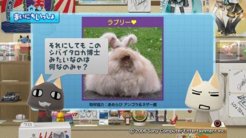 torosute2009/9/7 ウサギさん 8