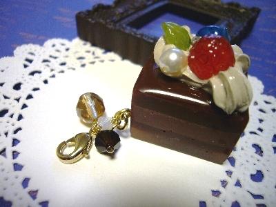 ケーキチャーム005