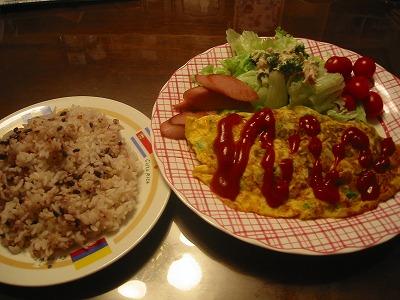 2-野菜オムレツと雑穀ごはん245_4541