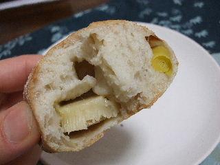 200428ミルヴィラージュタケノコのパン4