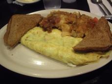 big diner food