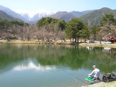 0904011大沼湖桜はつぼみ 006