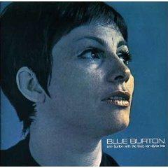 Ann Burton Blue Burton