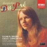 ジャクリーヌ・デュプレ エルガー、デーリアスチェロ協奏曲