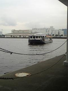 舟はおんぼろ、でも名前はイリス・・・・・