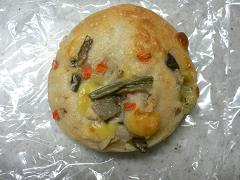 グランディール@野菜とチーズのパン