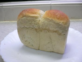 FLUffy クリームチーズのパン