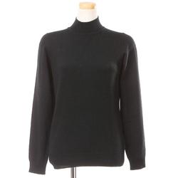 カシミヤハイネックセーター