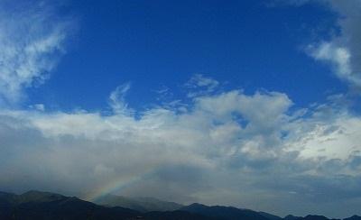 晴→雨→曇