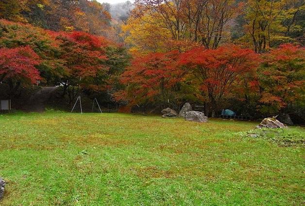 廻り岩キャンプ場