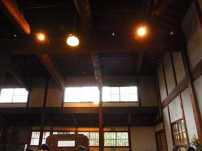 広瀬邸14台所喫茶