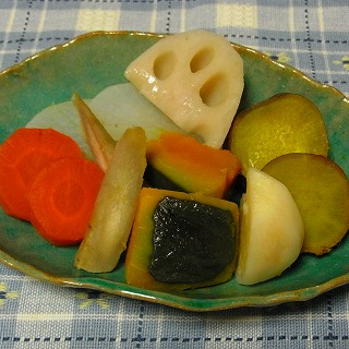 温野菜たち