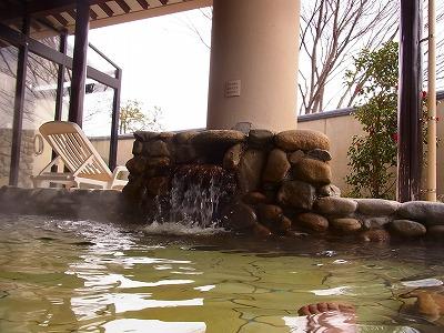 雪山の帰りは、やっぱ温泉2