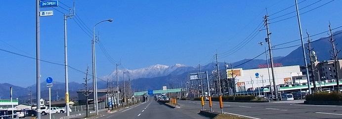 R11 帰り道 東温市