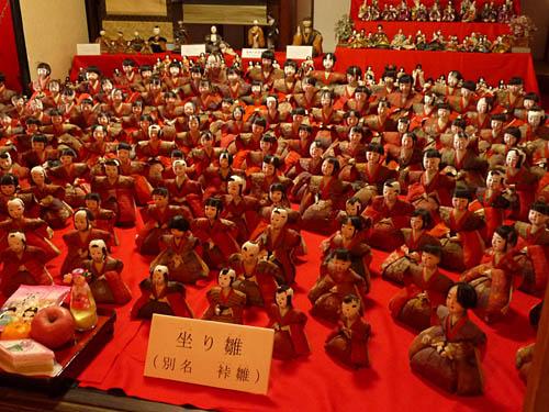 五料茶屋本陣  ひな人形展