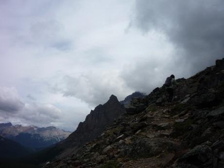山岳ルート