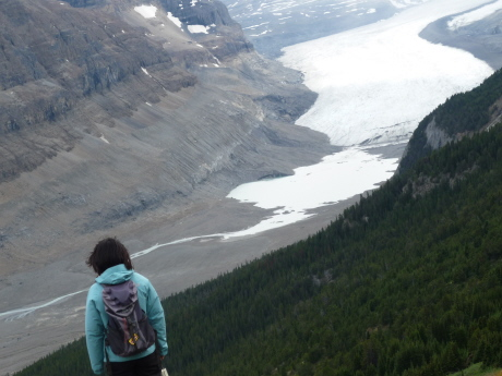 サスカチュワン氷河