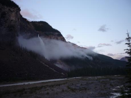 タカカウの滝