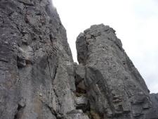 カナディアンロッキー ヤムナスカのハイキングトレイル