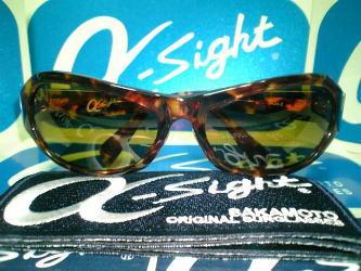 α-sight 正面